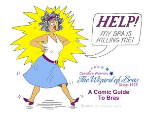 A Comic Guide To Bras